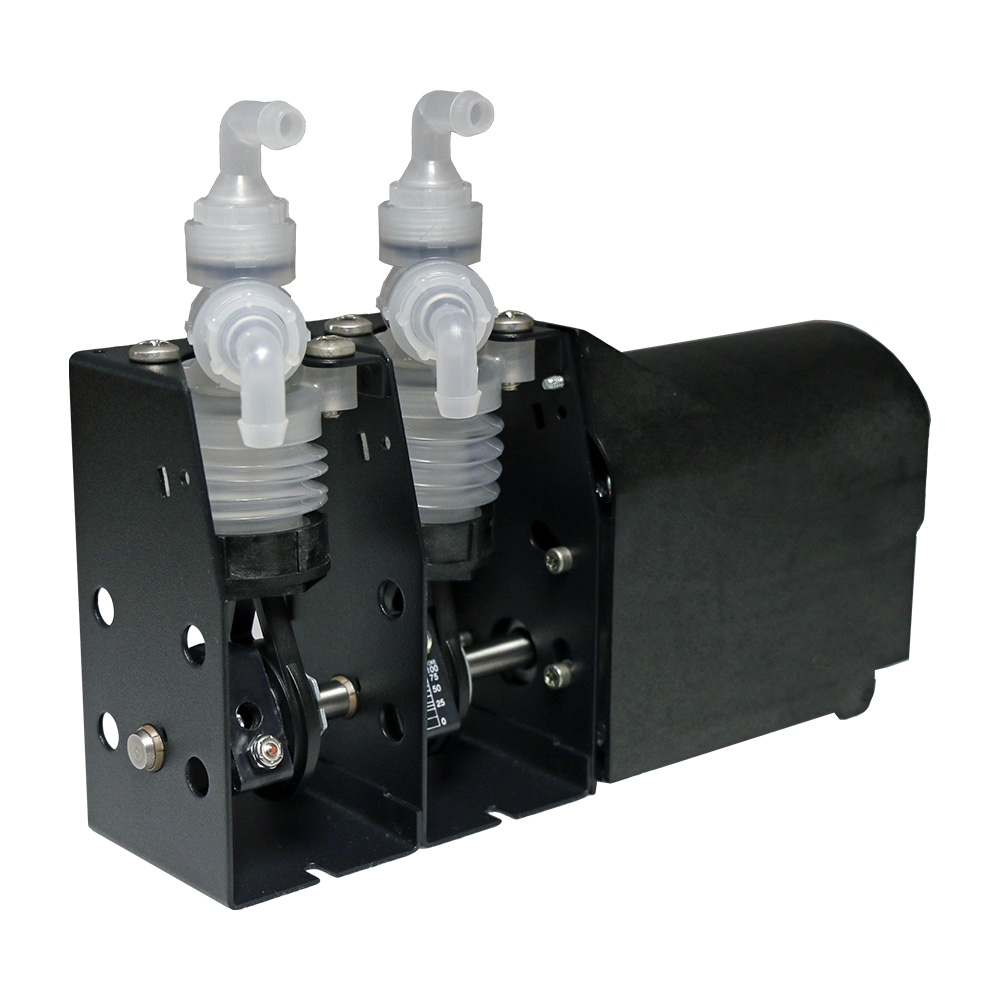 Compact Bellows Metering Pumps