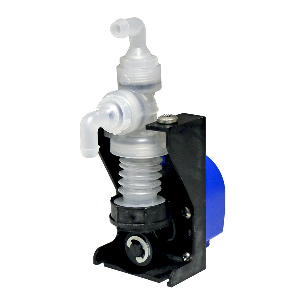 Pocket Bellows Metering Pumps