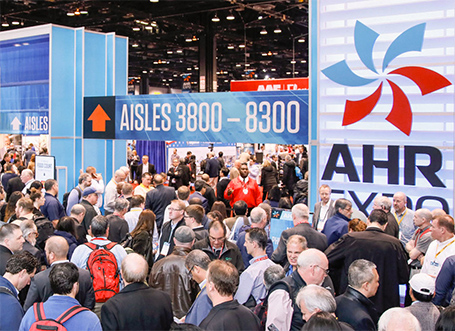 Join us at the 2019 AHR Expo